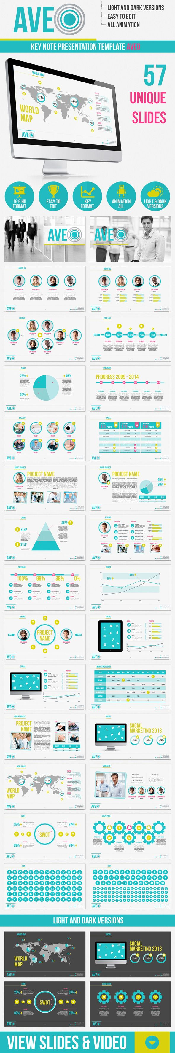 Keynote Template #keynote #keynotetemplate #presentation Download: http://graphicriver.net/item/aveo/6610550?ref=ksioks
