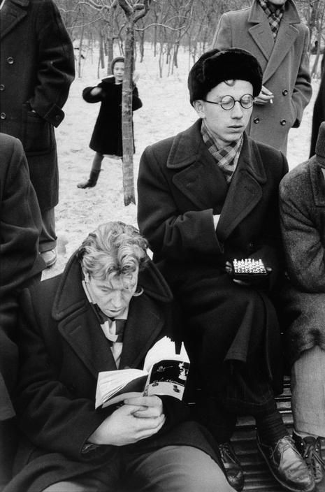 Marc Riboud  Moscow. 1960