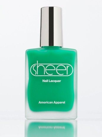 Sheer Nail Polish meant to be used with other sheer nail polish so you can get a cool ombre look.