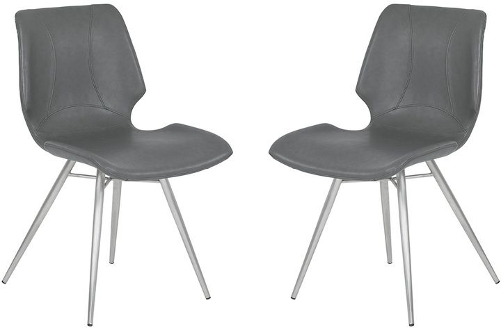 Armen Living Zurich Dining Chairs (Set of 2)