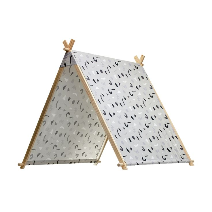 25. A Frame Play Tent | Kmart