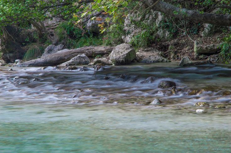 Acheron Springs - The Biggest Of The Springs