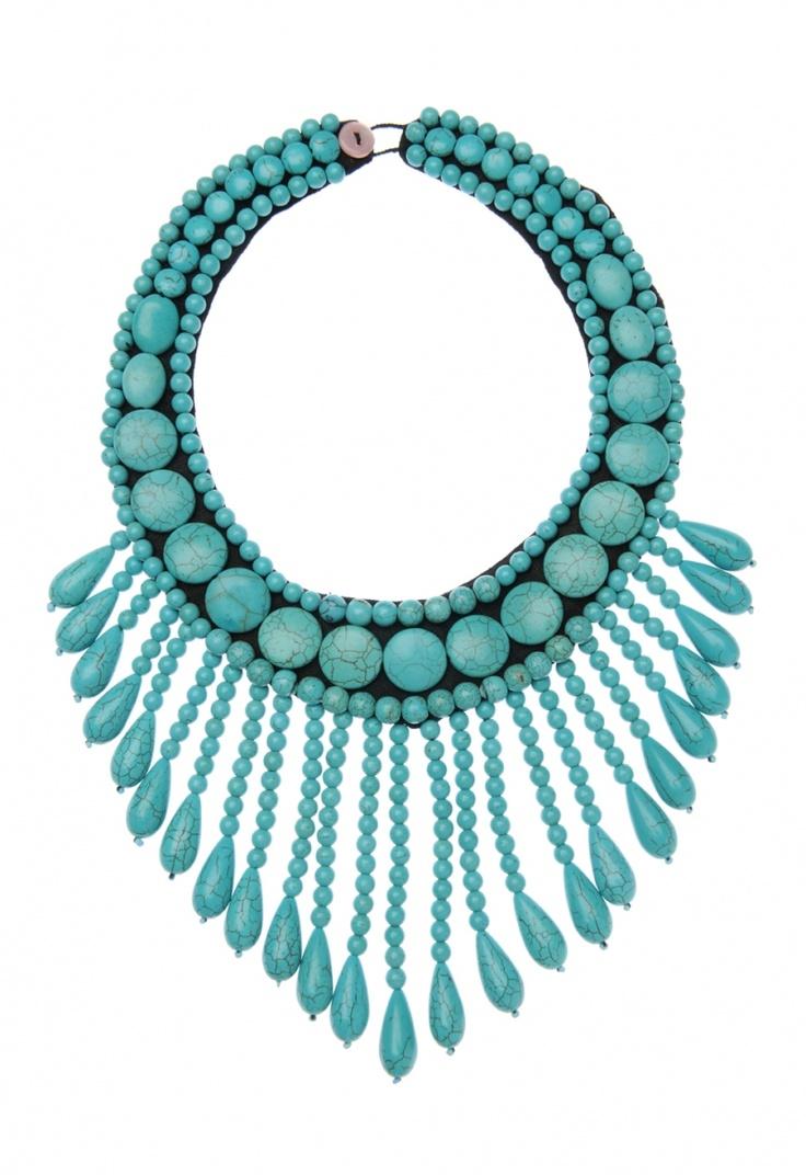 El Minara Adra necklace - a favourite