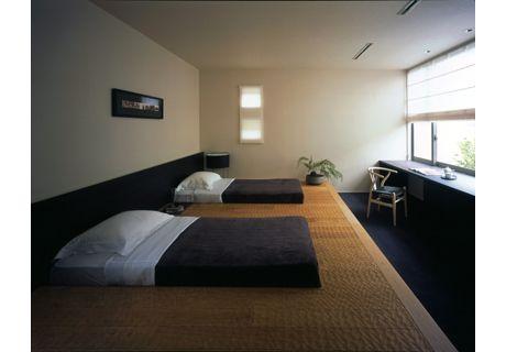 寝室・和モダン