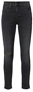 Rag & Bone Steele Slit 10 Inch Capri Jeans