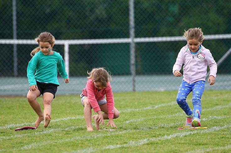 Interhouse Sports Day at Blouberg Preparatory  