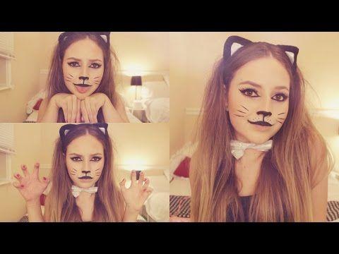 Facilissimo makeup e costume da gatta - VideoTrucco