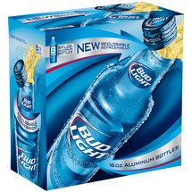 Walmart: Bud Light Beer, 16 fl oz, 8-Pack
