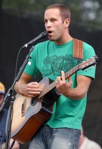 Jack Johnson - omg give me a boy w/his guitar ANY day!! Swoon!