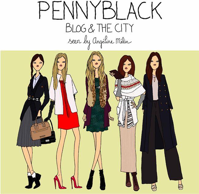 Angeline Melin: Blog & The City
