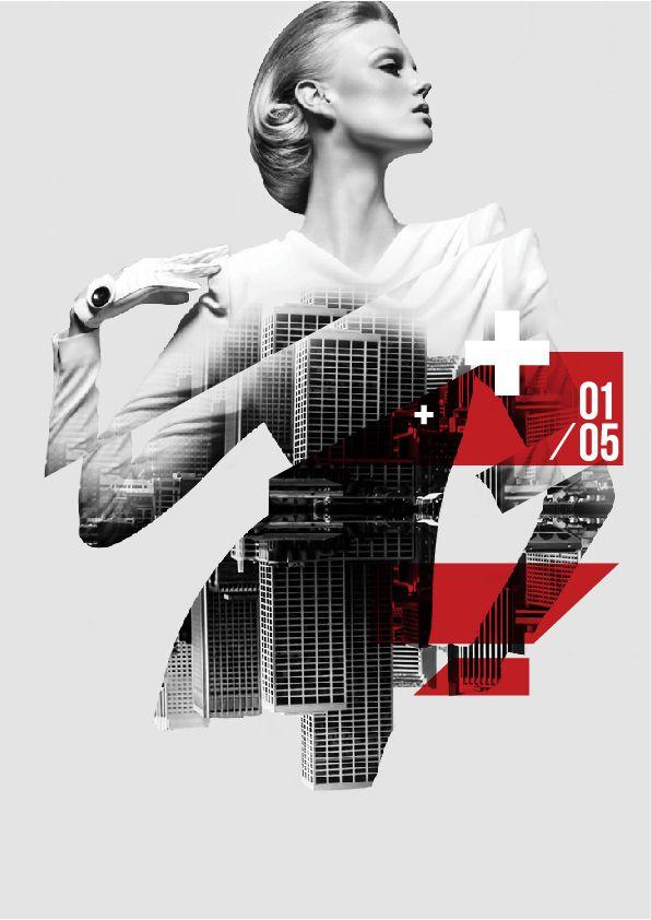 Swiss Army Knife direct mailer by Lanita Germishuys #illustration #design
