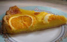 Receita de Tarte de Laranja - http://www.receitasja.com/receita-de-tarte-de-laranja/