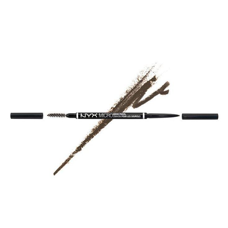 Få snygga ögonbryn med denna ultratunna penna från NYX.