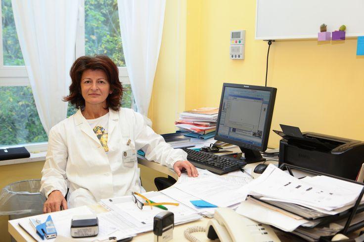 Nadia Cellotto, fisiatra