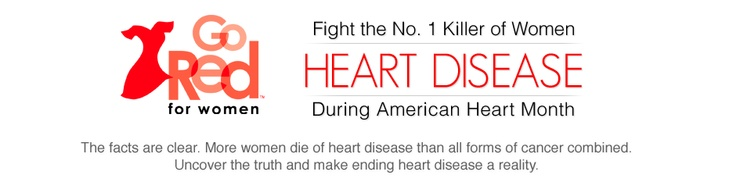 Heart disease IS the biggest killer!