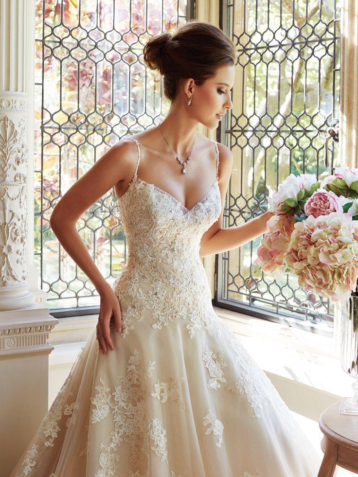 somptueuse-rombe-pour-mariee-2017-22 | Photos de robes de mariées