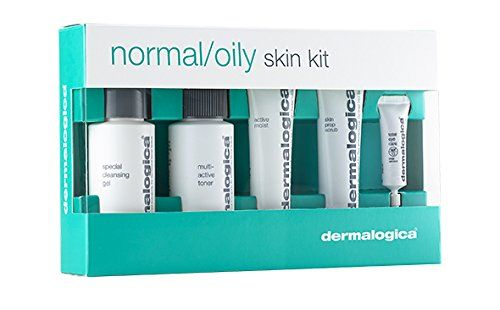 Dermalogica Normal/Oily Skin Kit 5-Piece Kit >>> Quickly view this special  product, click the image(This is an affiliate link and I receive a commission for the sales) : Travel Skincare