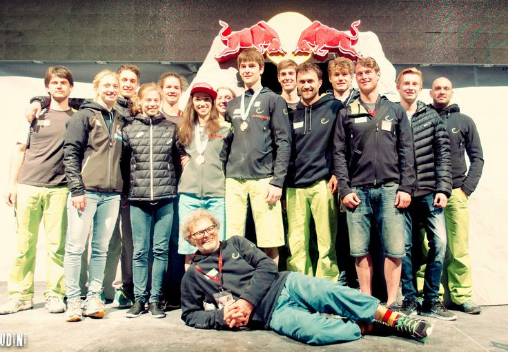 https://flic.kr/s/aHskc6EJGA   European Bouldering Championships, Innsbruck 2015   as seen by the German Bouldering Team