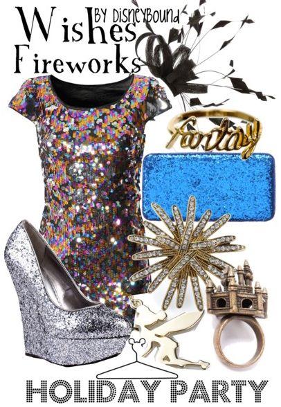 wishes fireworks by disney bound