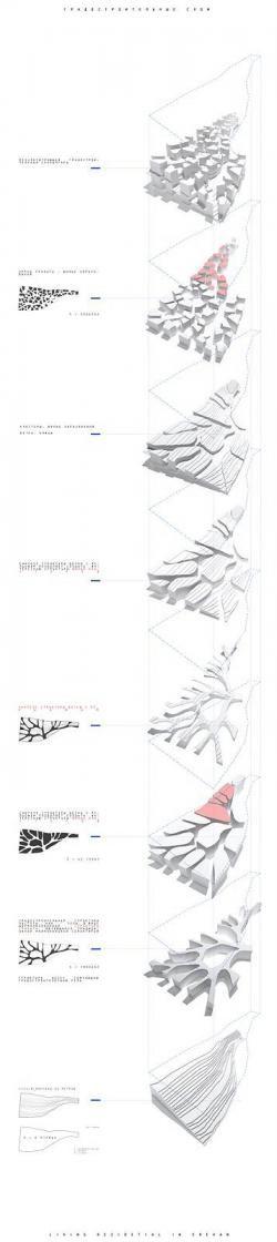 best illustration images architecture drawings   Жилой район в Ереване дипломный проект