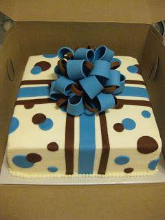A Piece of Cake: Present Cakes