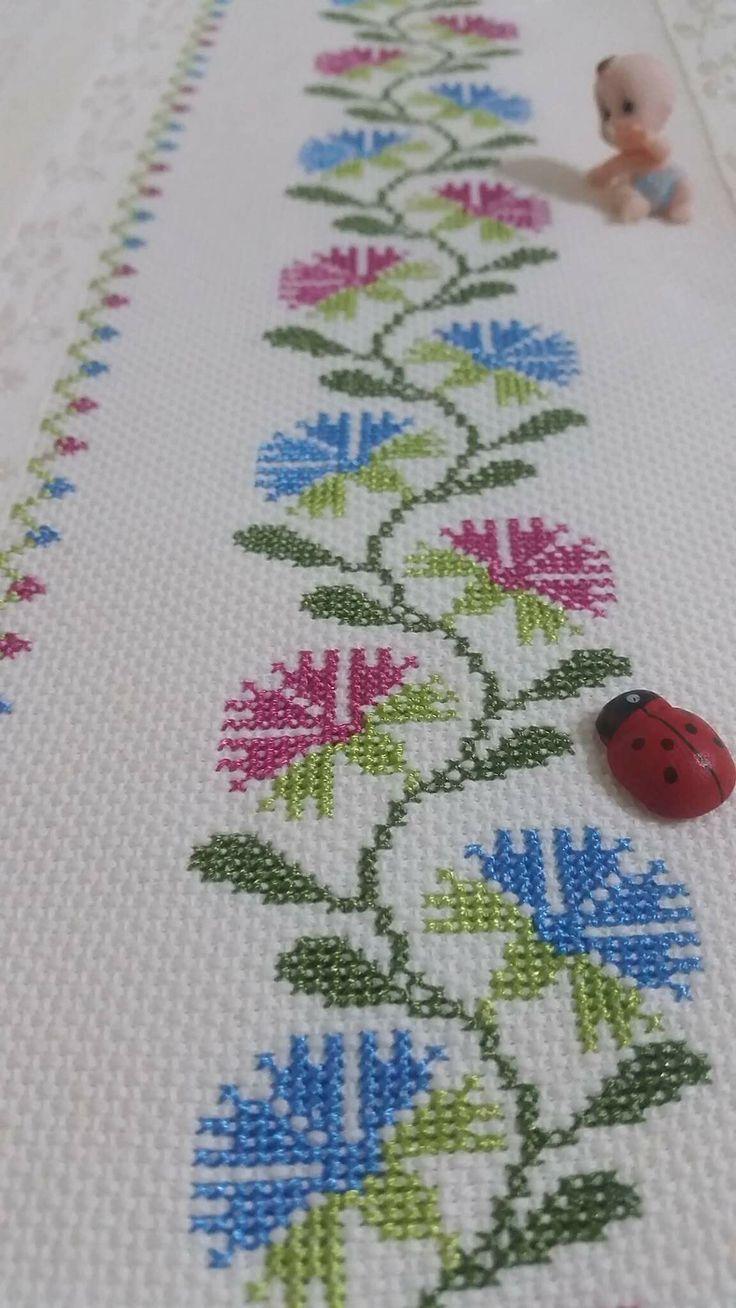 Örnekleriniz çok güzel bende yapıyorum iş [] #<br/> # #Cross #Stitch,<br/> # #Cross #Stitch<br/>