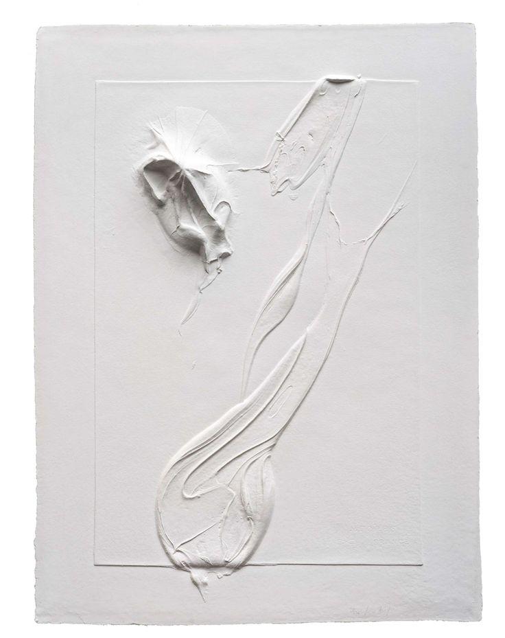 Jason Martin   Untitled White