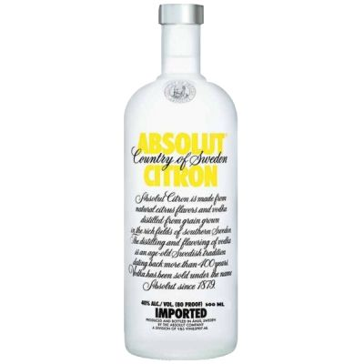 Absolut Citron 0,7l