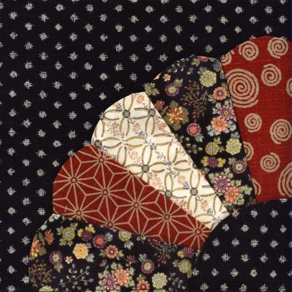 Julia's Place: Japanese Quilt Block # 1... Fan