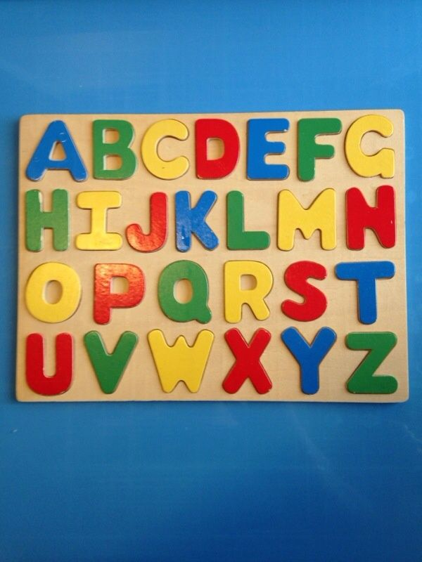 54 best abcdefghijklmnopqrstuvwxyz images on pinterest letters wooden alphabet puzzle in richmond tx find this pin and more on abcdefghijklmnopqrstuvwxyz sciox Choice Image