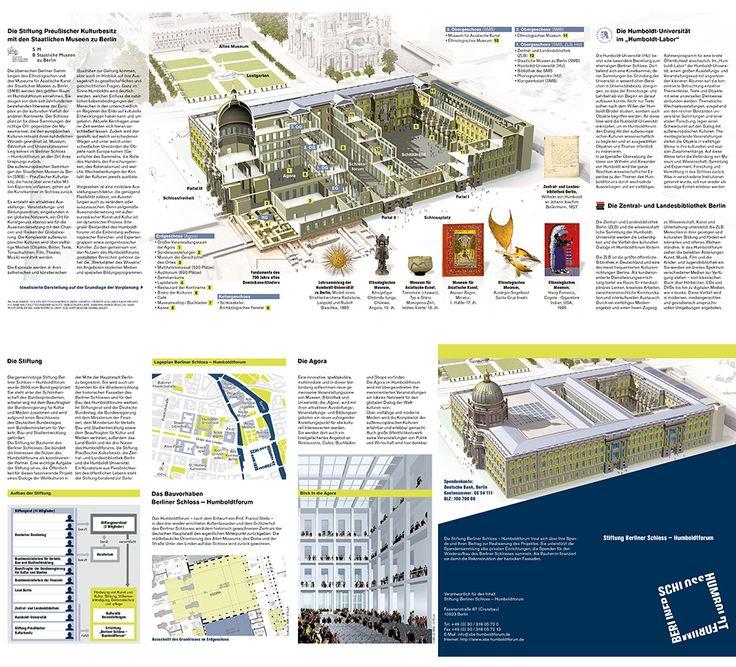 0486 Flyer Berliner Schloss Humboldtforum