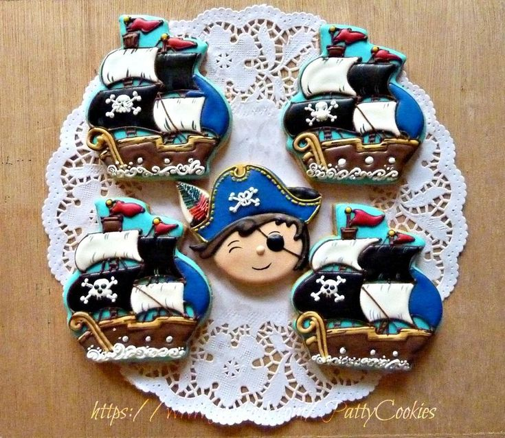 pirate   Cookie Connection