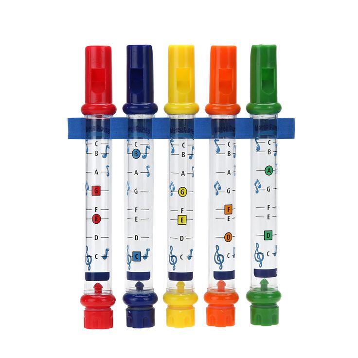 Kids Kinderen Kleurrijke Water Fluiten Bad Douche Muziek Instrument Tune Speelgoed Babyzwemmen Accessoires # LD789