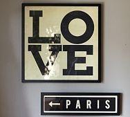 love paris #potterybarn