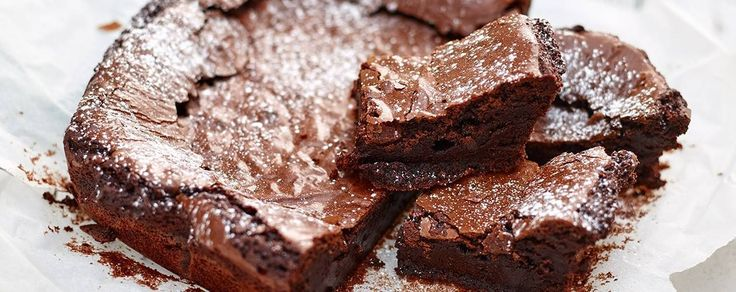 January 2016 Issue, the Ultimate chocolate brownie