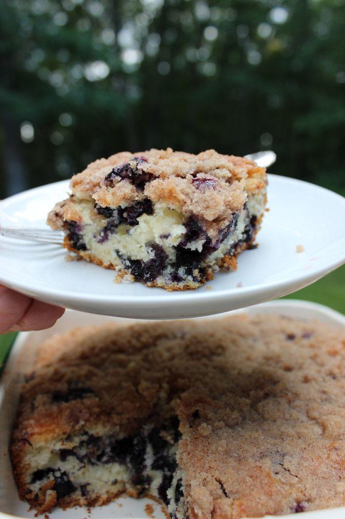 Best 20+ Blueberry coffee cakes ideas on Pinterest