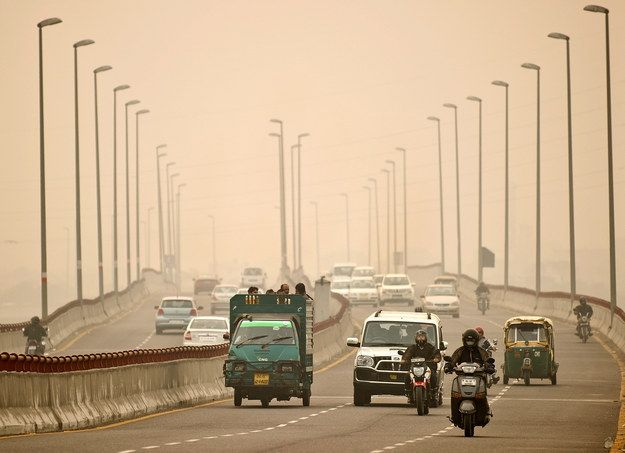 6 Facts About Air Pollution In India That Will Literally Take Your Breath Away