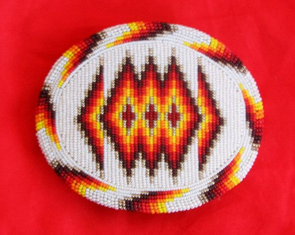 17 Best Images About Native American Bead Work On