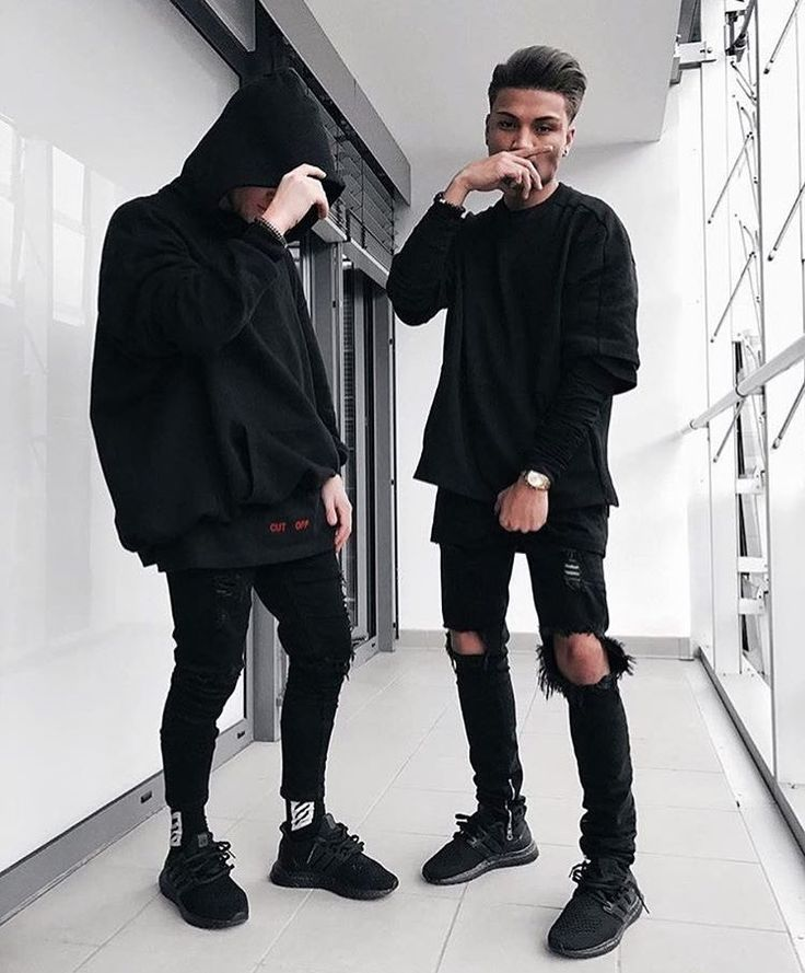 Streetwear Fits Firefitsonly Twitter Clothing Blackout Pinterest Style Homme