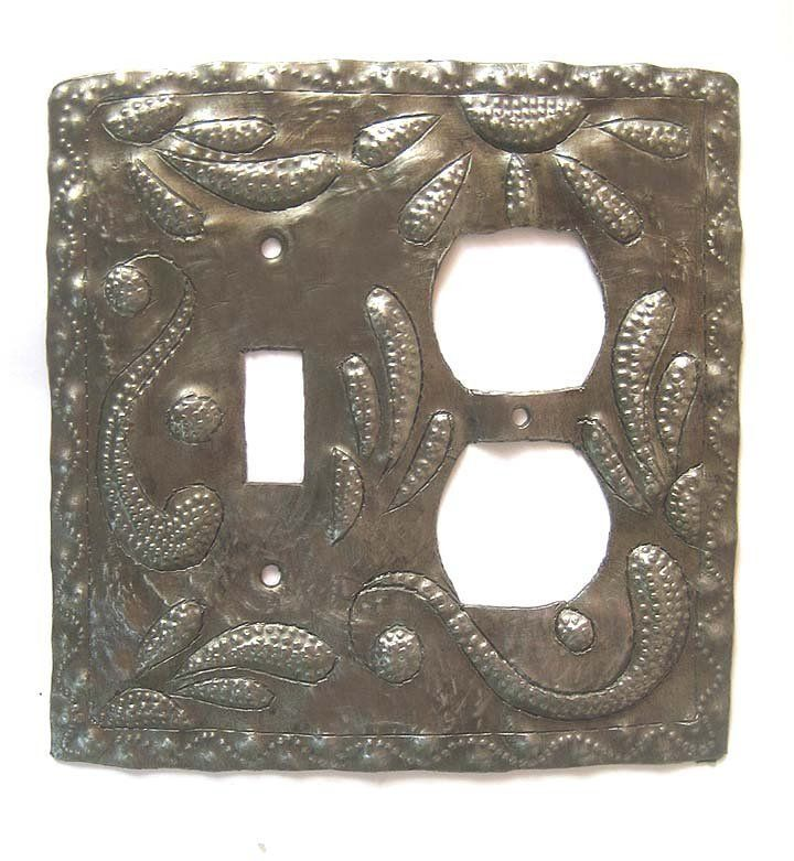 Metal Outlet Cover Switchplate Wall Plug Cover Wall Outlet Cover Toggle Duplex Wall Plate Metal Wall Plug Hp 103 Ps L With Images Plates On Wall Switch Plate Covers Outlet Covers