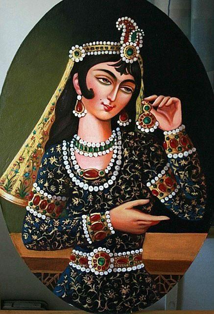 Persian Art.
