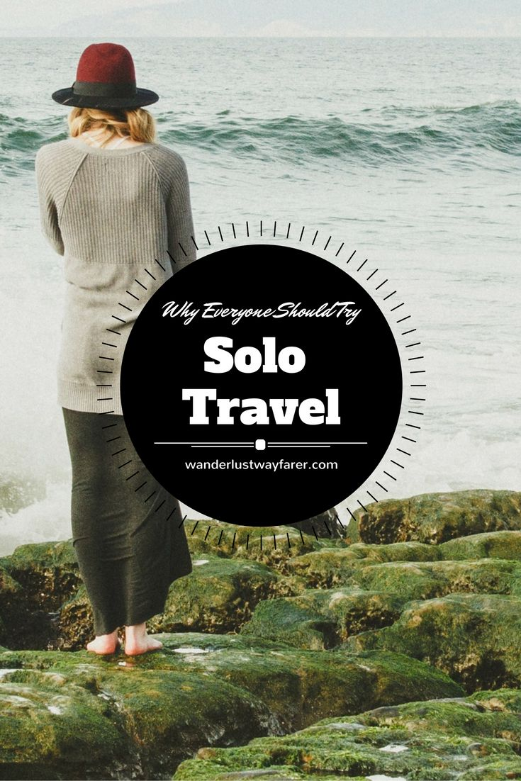 Solo travel is perfectly safe and extremely rewarding. Check out these three reasons why you should give solo travel a shot.