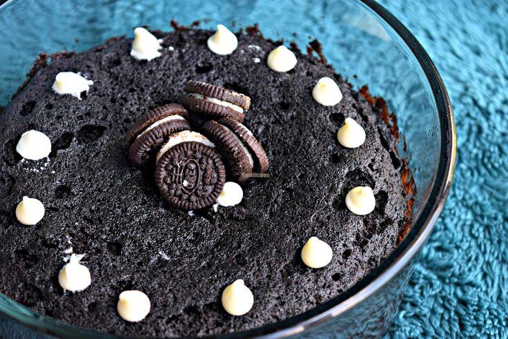 No Bake Eggless Oreo Cake - Easy Microwave Recipe (A Bonus Recipe Inside) - Cookilicious