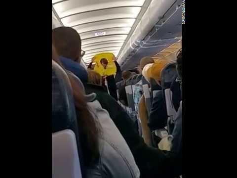 FUNNIEST Spirit Flight Attendant
