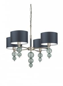 Chandelier Alette Nickel - €675,00