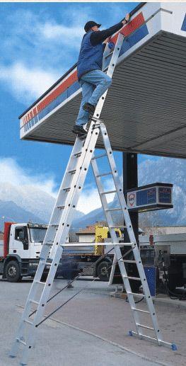 Multi-purpose ladder - http://www.smartclima.com/multi-purpose-ladder.htm