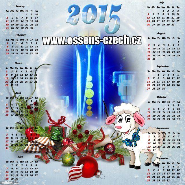 #ESSENS #Czech Vám přeje úspěšný Nový rok 2015 ESSENS ID 10000053 http://www.essens-czech.cz/essens-produkty