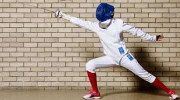 How Fencing Can Improve Your Strength