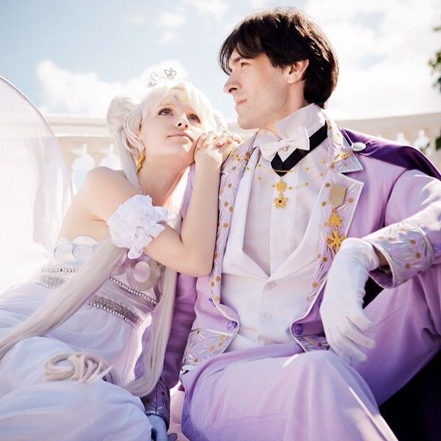 Lovely Neo Queen Serenity & King Endymion Cosplay, This Is