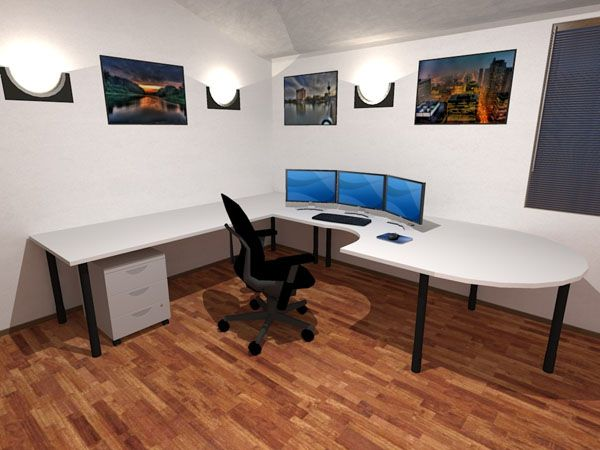 43 best Home Office images on Pinterest Office ideas